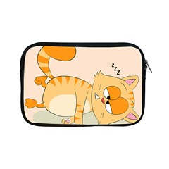 Even Cat Hates Monday Apple Ipad Mini Zipper Cases by Catifornia