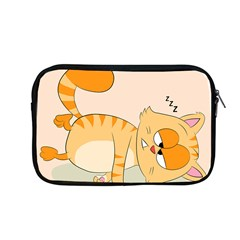 Even Cat Hates Monday Apple Macbook Pro 13  Zipper Case by Catifornia