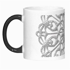Scrapbook Side Lace Tag Element Morph Mugs by Nexatart