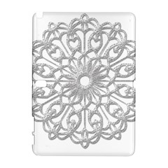 Scrapbook Side Lace Tag Element Galaxy Note 1 by Nexatart