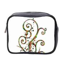 Scroll Magic Fantasy Design Mini Toiletries Bag 2 Side by Nexatart