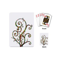 Scroll Magic Fantasy Design Playing Cards (mini)