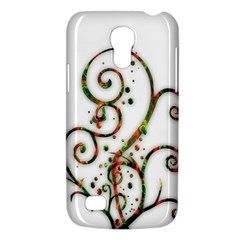 Scroll Magic Fantasy Design Galaxy S4 Mini by Nexatart
