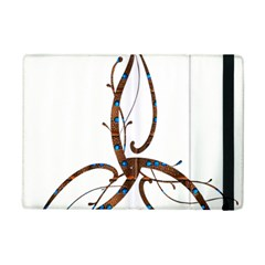 Abstract Shape Stylized Designed Ipad Mini 2 Flip Cases by Nexatart