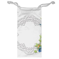 Scrapbook Element Lace Embroidery Jewelry Bag