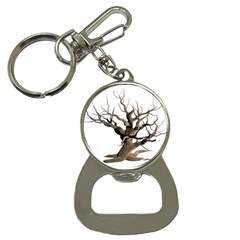 Tree Isolated Dead Plant Weathered Button Necklaces