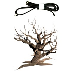 Tree Isolated Dead Plant Weathered Shoulder Sling Bags by Nexatart