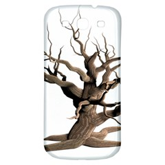 Tree Isolated Dead Plant Weathered Samsung Galaxy S3 S Iii Classic Hardshell Back Case by Nexatart