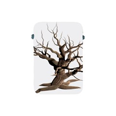 Tree Isolated Dead Plant Weathered Apple Ipad Mini Protective Soft Cases by Nexatart