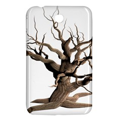 Tree Isolated Dead Plant Weathered Samsung Galaxy Tab 3 (7 ) P3200 Hardshell Case