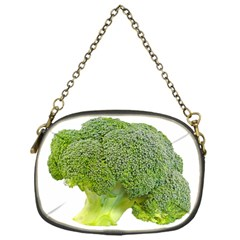 Broccoli Bunch Floret Fresh Food Chain Purses (one Side)  by Nexatart
