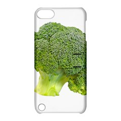 Broccoli Bunch Floret Fresh Food Apple Ipod Touch 5 Hardshell Case With Stand by Nexatart
