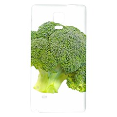Broccoli Bunch Floret Fresh Food Galaxy Note 4 Back Case by Nexatart