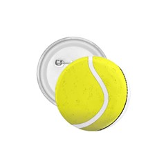 Tennis Ball Ball Sport Fitness 1 75  Buttons by Nexatart