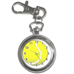 Tennis Ball Ball Sport Fitness Key Chain Watches by Nexatart