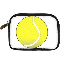 Tennis Ball Ball Sport Fitness Digital Camera Cases by Nexatart