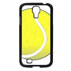 Tennis Ball Ball Sport Fitness Samsung Galaxy S4 I9500/ I9505 Case (black) by Nexatart