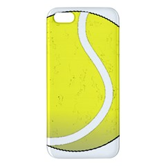 Tennis Ball Ball Sport Fitness Iphone 5s/ Se Premium Hardshell Case by Nexatart
