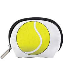 Tennis Ball Ball Sport Fitness Accessory Pouches (small)  by Nexatart