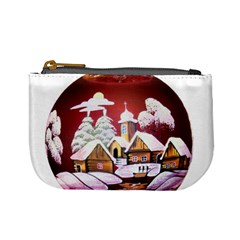 Christmas Decor Christmas Ornaments Mini Coin Purses