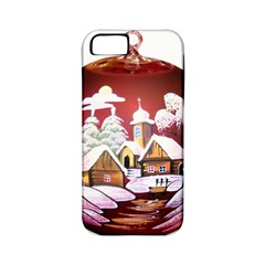 Christmas Decor Christmas Ornaments Apple Iphone 5 Classic Hardshell Case (pc+silicone) by Nexatart