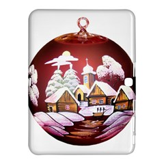 Christmas Decor Christmas Ornaments Samsung Galaxy Tab 4 (10 1 ) Hardshell Case