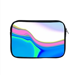 Aurora Color Rainbow Space Blue Sky Purple Yellow Green Apple Macbook Pro 15  Zipper Case by Mariart