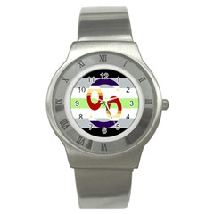 Cance Gender Stainless Steel Watch by Mariart