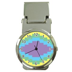 Carmigender Flags Rainbow Money Clip Watches by Mariart