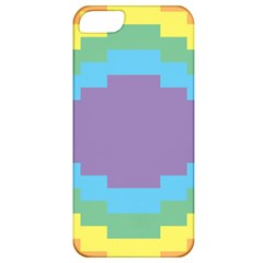 Carmigender Flags Rainbow Apple Iphone 5 Classic Hardshell Case by Mariart