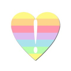 Condigender Flags Heart Magnet by Mariart