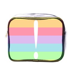 Condigender Flags Mini Toiletries Bags by Mariart