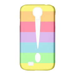 Condigender Flags Samsung Galaxy S4 Classic Hardshell Case (pc+silicone) by Mariart