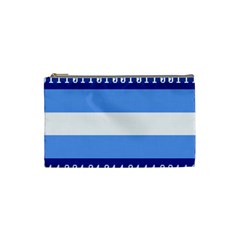 Digigender Cute Gender Gendercute Flags Cosmetic Bag (small)  by Mariart
