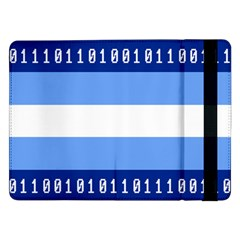 Digigender Cute Gender Gendercute Flags Samsung Galaxy Tab Pro 12 2  Flip Case by Mariart