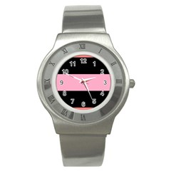 Domgirl Playgirl Stainless Steel Watch