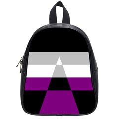 Dissexual Flag School Bags (small)  by Mariart