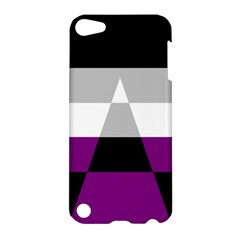 Dissexual Flag Apple Ipod Touch 5 Hardshell Case by Mariart