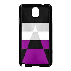 Dissexual Flag Samsung Galaxy Note 3 Neo Hardshell Case (black) by Mariart