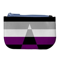 Dissexual Flag Large Coin Purse