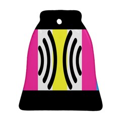 Echogender Flags Dahsfiq Echo Gender Bell Ornament (two Sides) by Mariart