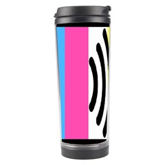 Echogender Flags Dahsfiq Echo Gender Travel Tumbler by Mariart