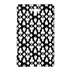 Dark Horse Playing Card Black White Samsung Galaxy Tab S (8 4 ) Hardshell Case  by Mariart