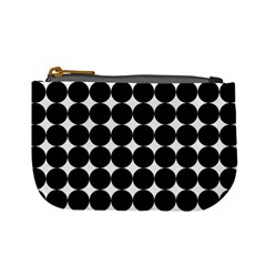 Dotted Pattern Png Dots Square Grid Abuse Black Mini Coin Purses by Mariart