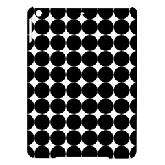Dotted Pattern Png Dots Square Grid Abuse Black Ipad Air Hardshell Cases by Mariart