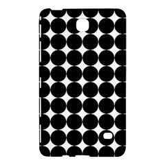 Dotted Pattern Png Dots Square Grid Abuse Black Samsung Galaxy Tab 4 (8 ) Hardshell Case  by Mariart