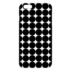 Dotted Pattern Png Dots Square Grid Abuse Black Iphone 6 Plus/6s Plus Tpu Case