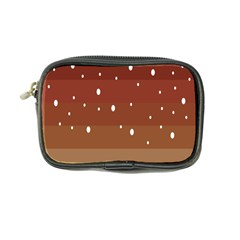 Fawn Gender Flags Polka Space Brown Coin Purse by Mariart