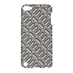 Capsul Another Grey Diamond Metal Texture Apple Ipod Touch 5 Hardshell Case by Mariart