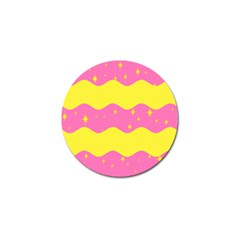 Glimra Gender Flags Star Space Golf Ball Marker (10 Pack) by Mariart
